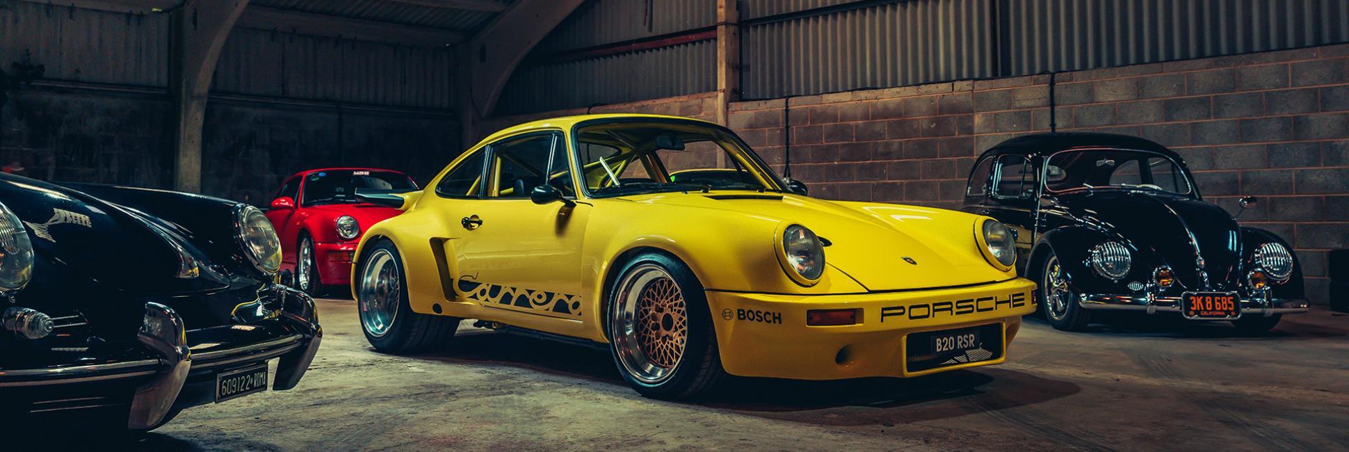 Web Porsche